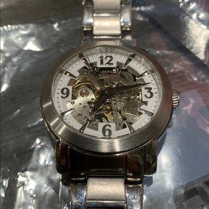 Stuhrling Original automatic Skeleton timepiece